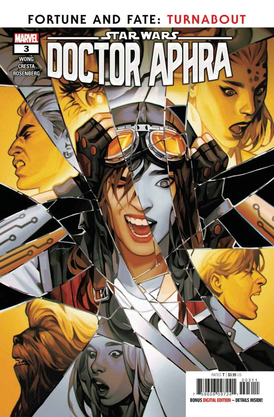 STAR WARS: Doctor Aphra #3 - Cover A
