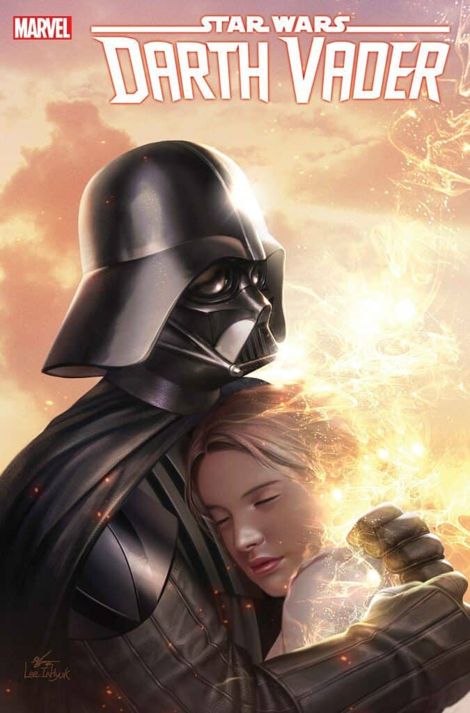 STAR WARS: Darth Vader #4 - Cover A