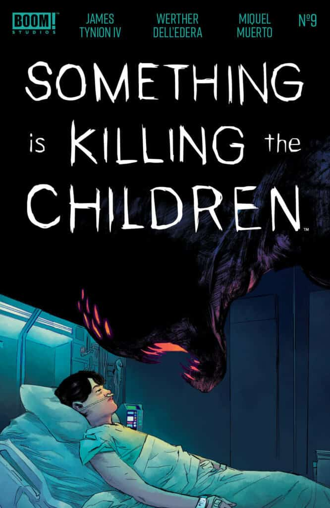 SOMETHING IS KILLING THE CHILDREN #9 - Main Cover