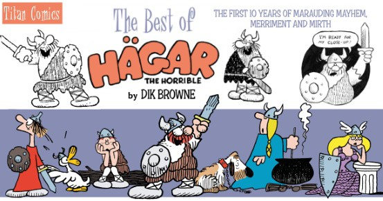 THE BEST OF HÄGAR THE HORRIBLE preview feature