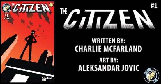 The Citizen #1 preview feature