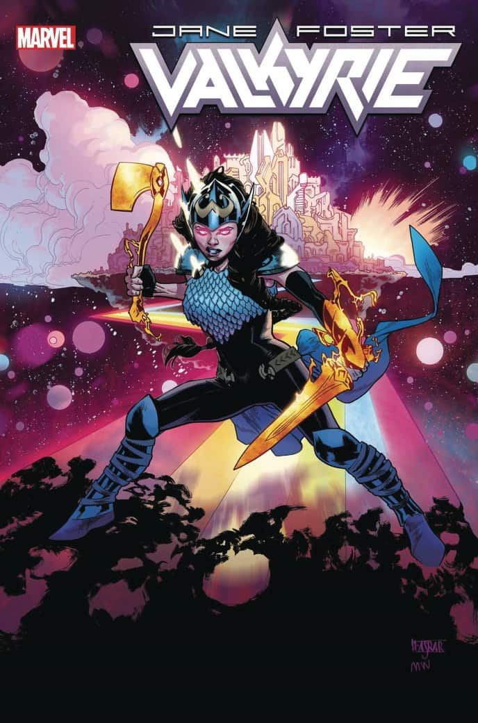 VALKYRIE JANE FOSTER #10 - Cover A