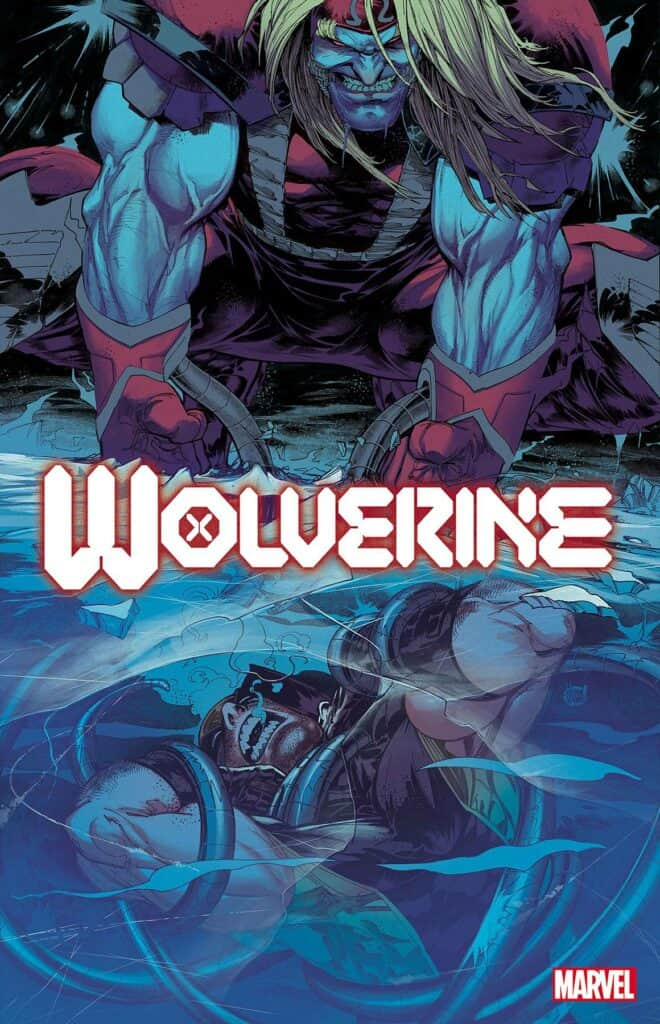 WOLVERINE #4 - Cover A