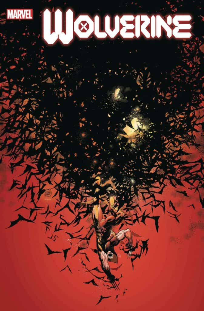WOLVERINE #5 - Cover A