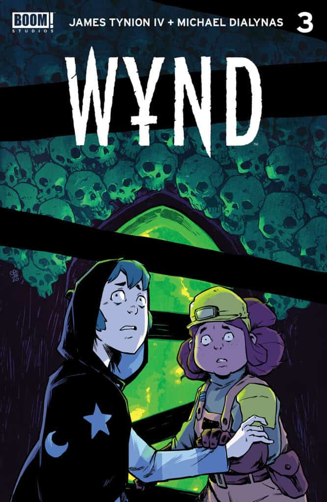 WYND #3 - Main Cover