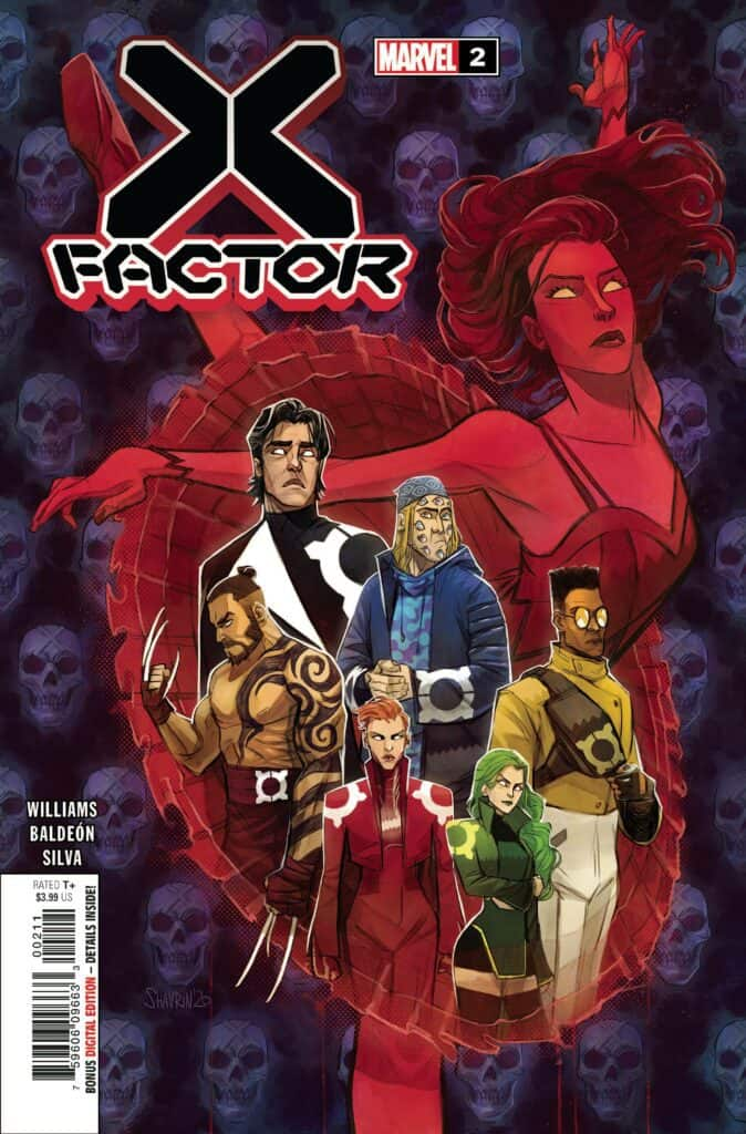 X-FACTOR #2 - Cover A