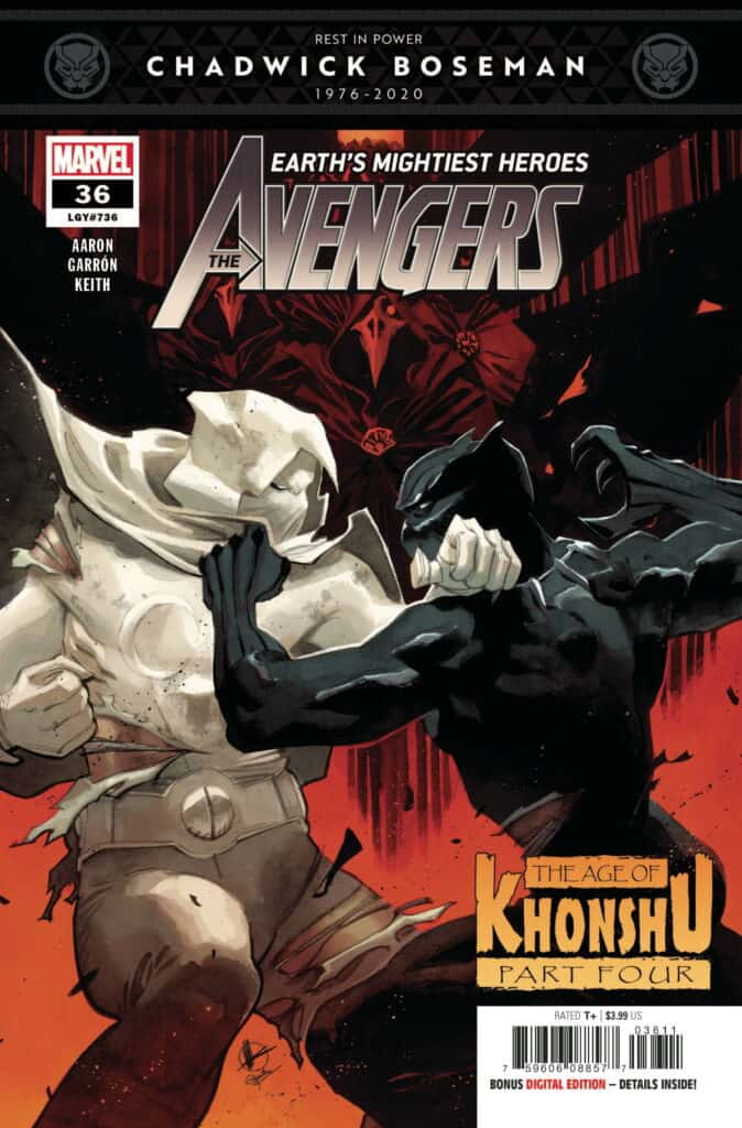 AVENGERS #36 - Cover A