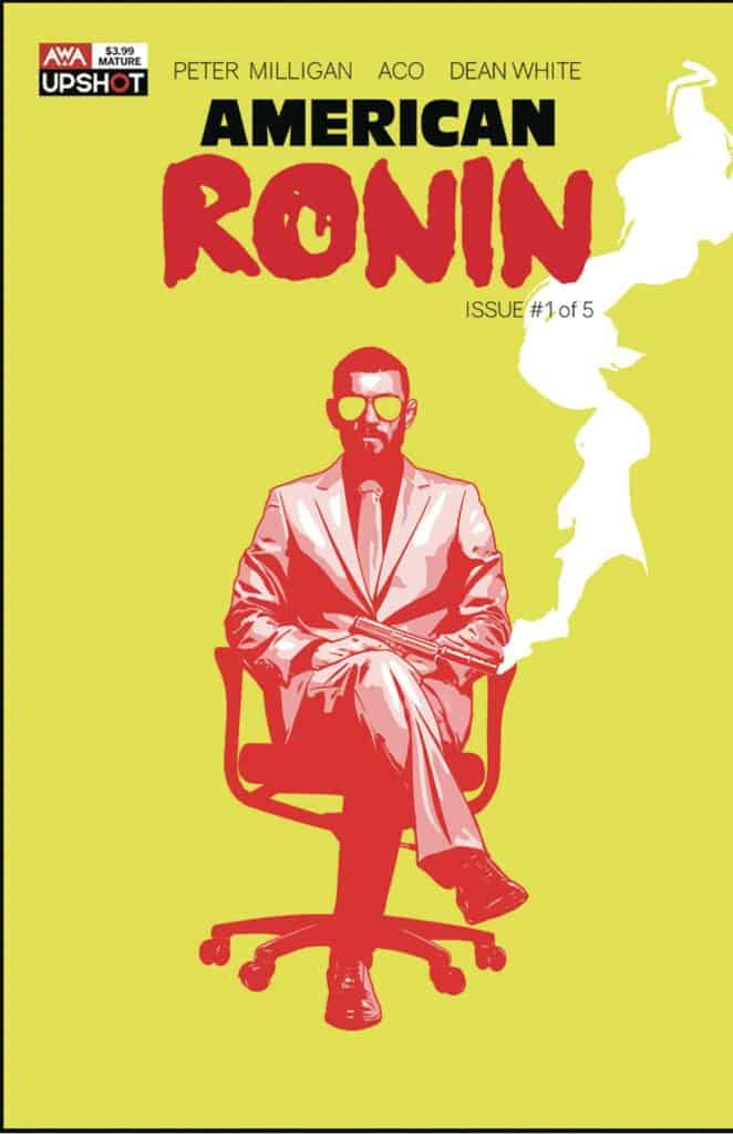 American Ronin #1 - Cover A