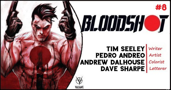 BLOODSHOT #8 preview feature