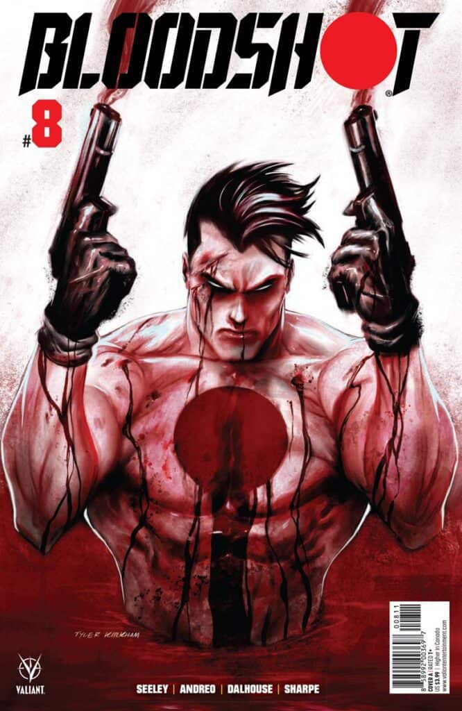 BLOODSHOT (2019) #8 - Cover A