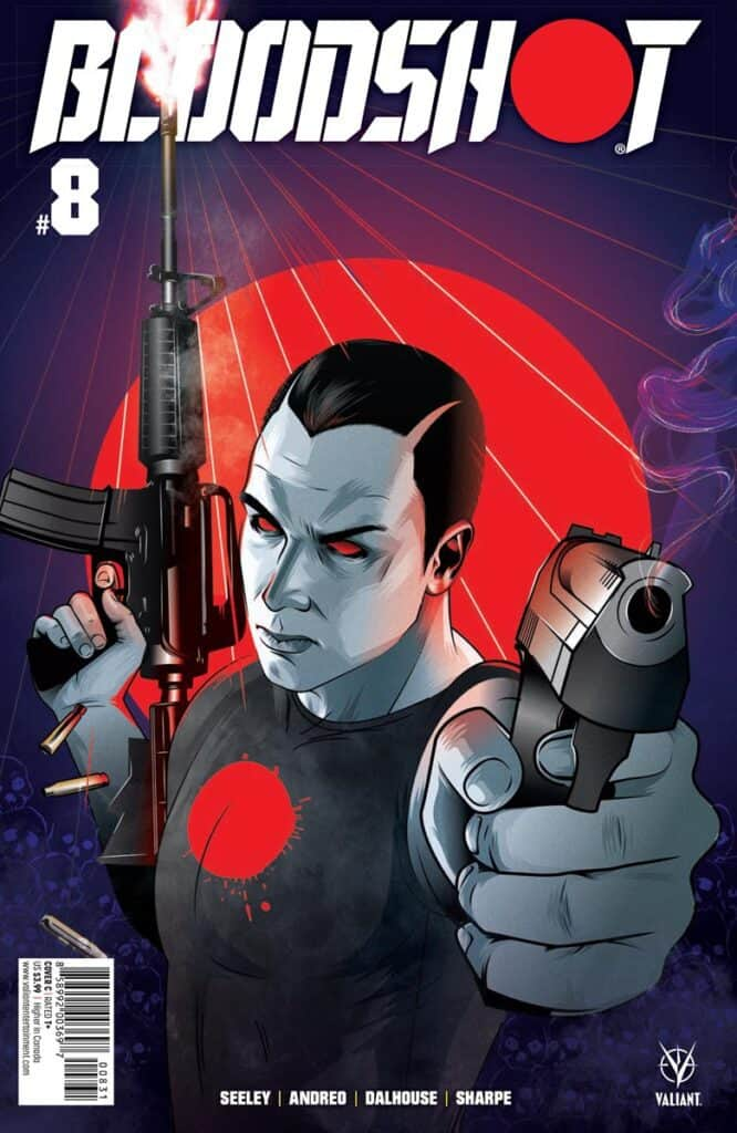 BLOODSHOT (2019) #8 - Cover C
