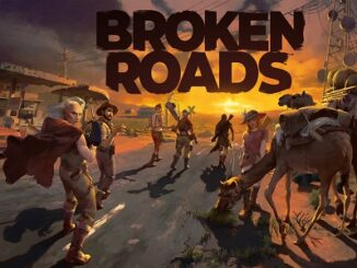 Broken Roads by Drop Bear Bytes