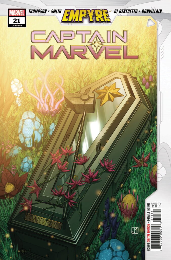 Captain Marvel #21 - Cover A