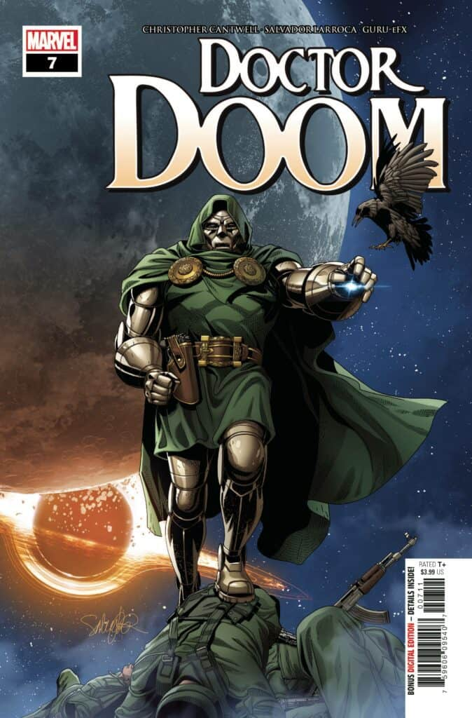 DOCTOR DOOM #7 - Cover A