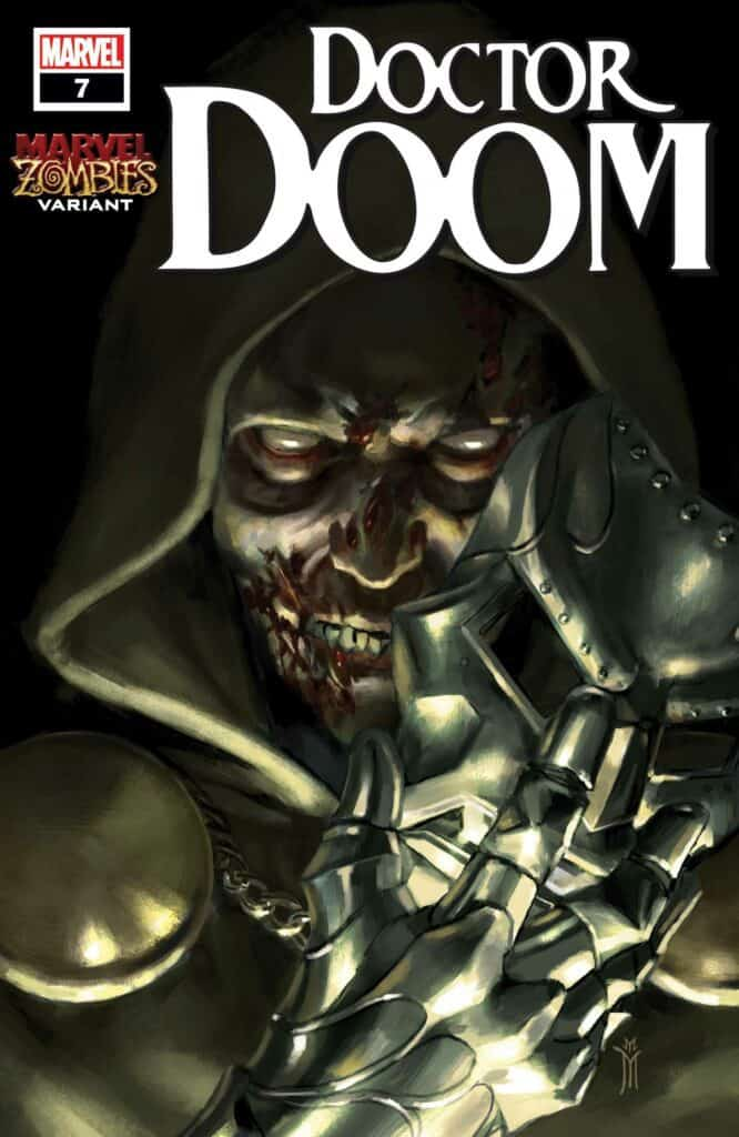 DOCTOR DOOM #7 - Cover B