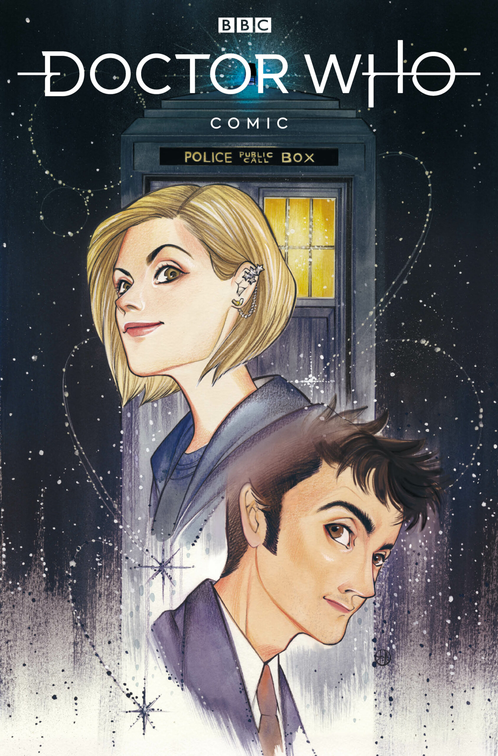 DOCTOR WHO #2 - Cover A