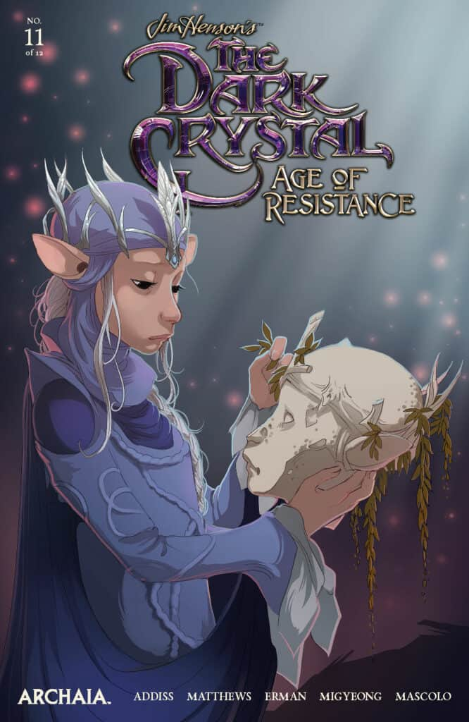 Jim Henson's The Dark Crystal: Age of Resistance #11 - Main Cover