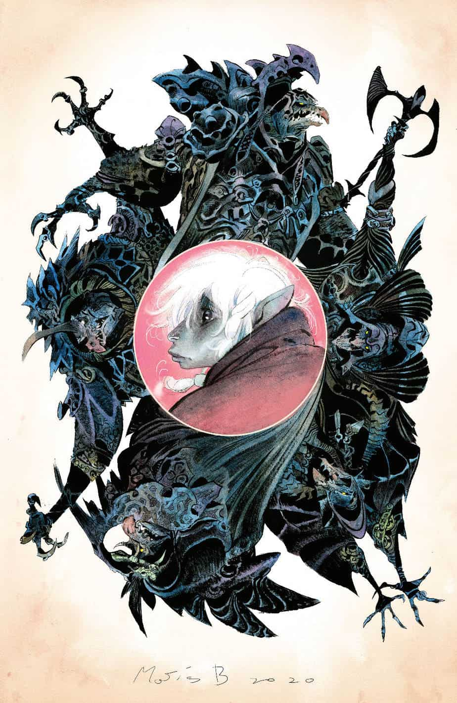 Jim Henson's The Dark Crystal: Age of Resistance #11 - Variant Cover
