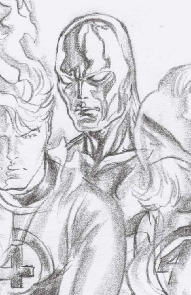 Fantastic Four: Antithesis #2 - Cover D