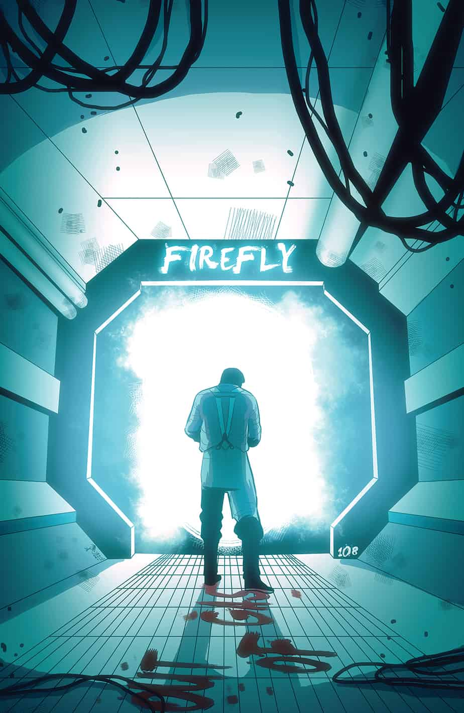 FIREFLY #20 - Animated Variant Cover