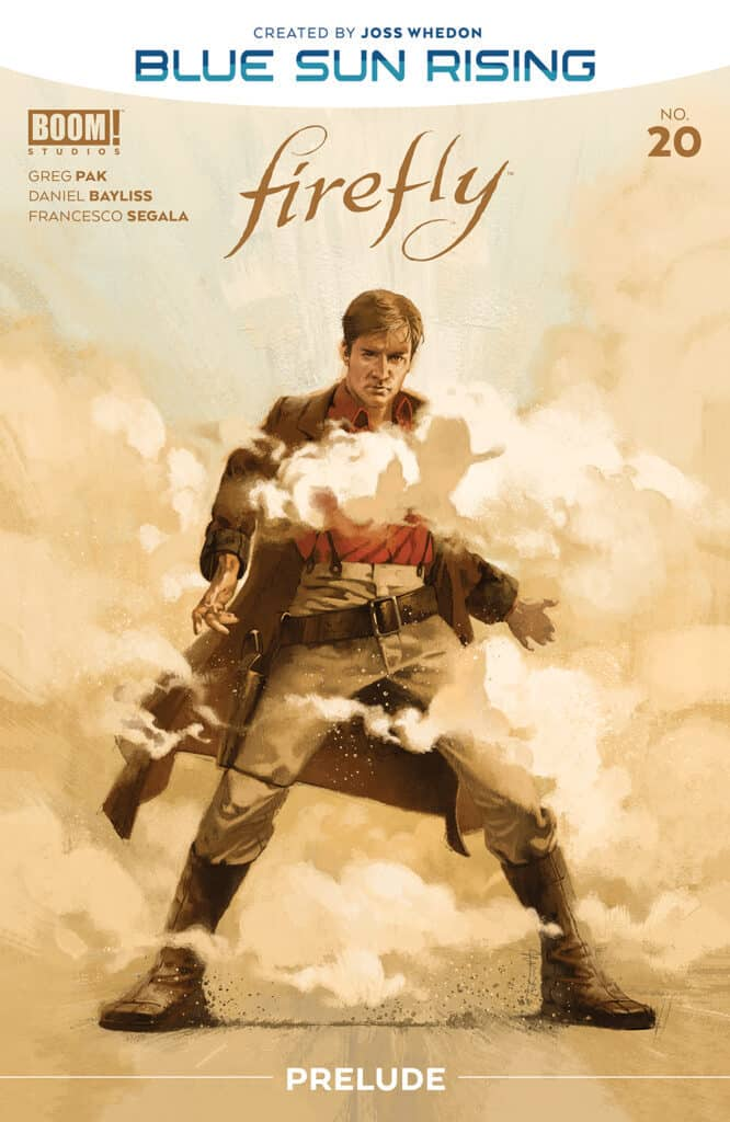 FIREFLY #20 - Main Cover