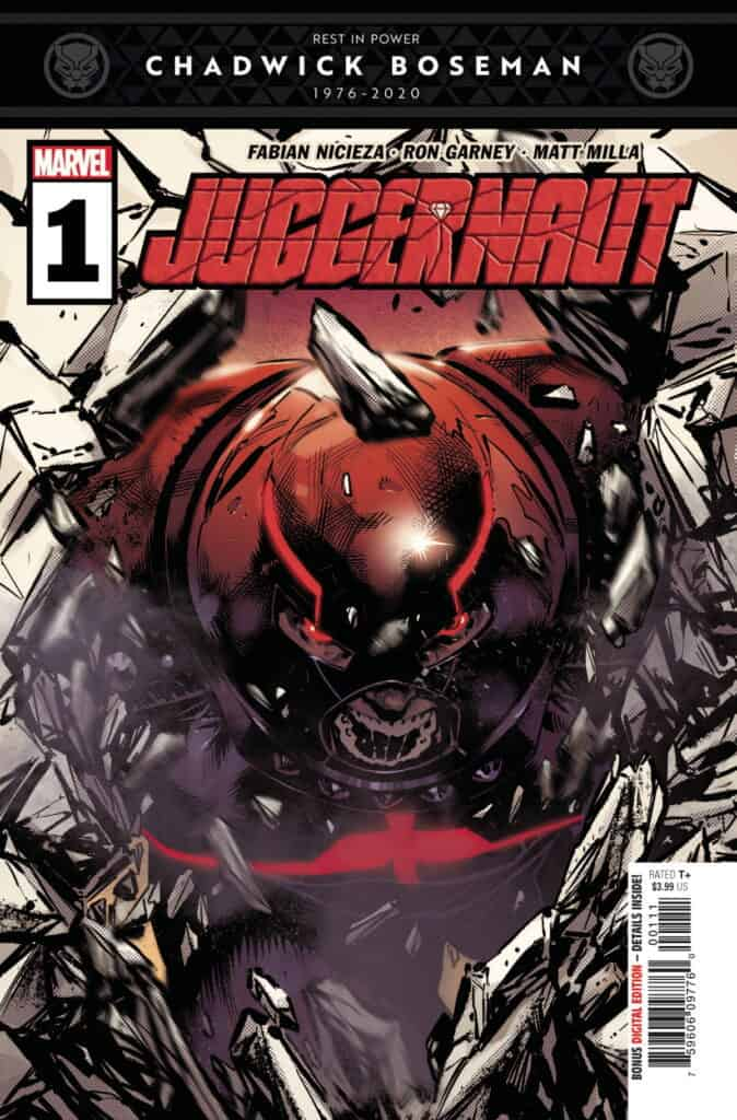 JUGGERNAUT #1 - Cover A