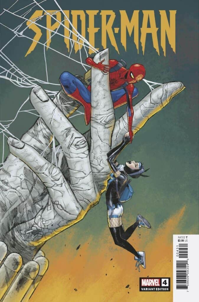 SPIDER-MAN #4 - Cover C