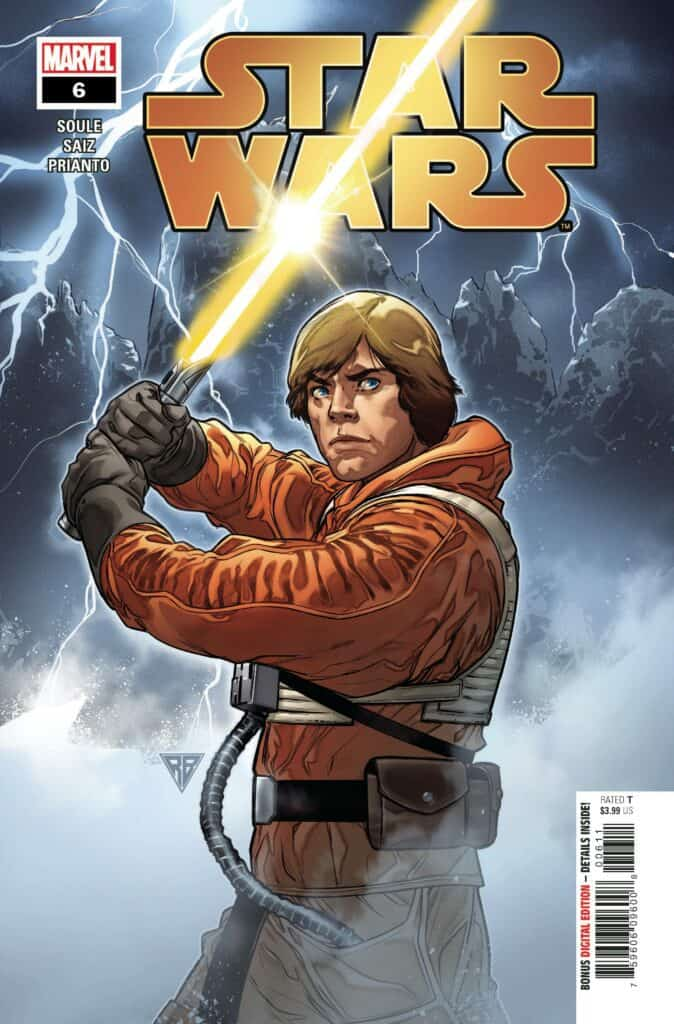 STAR WARS #6 - Cover A