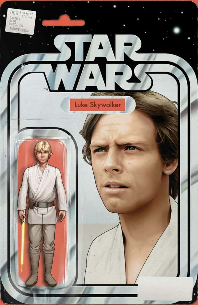 STAR WARS #6 - Cover C
