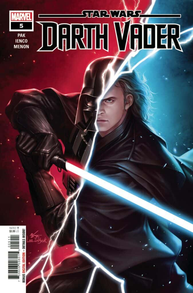 STAR WARS: Darth Vader #5 - Cover A