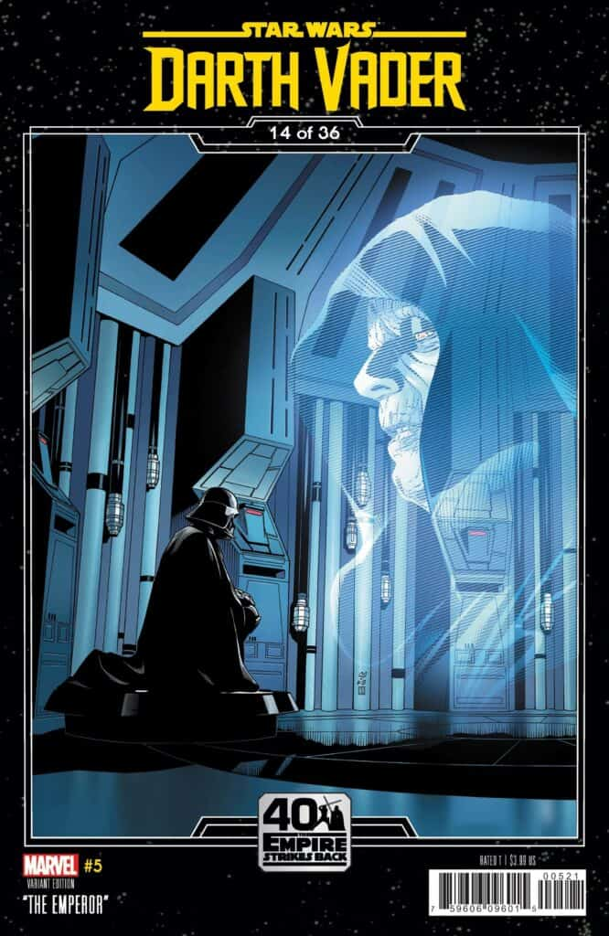 STAR WARS: Darth Vader #5 - Cover B