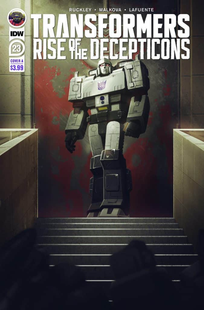 Transformers #23 - Cover A