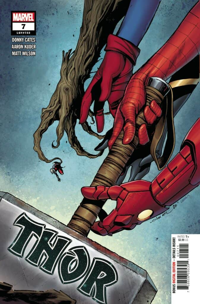 THOR #7 - Cover A