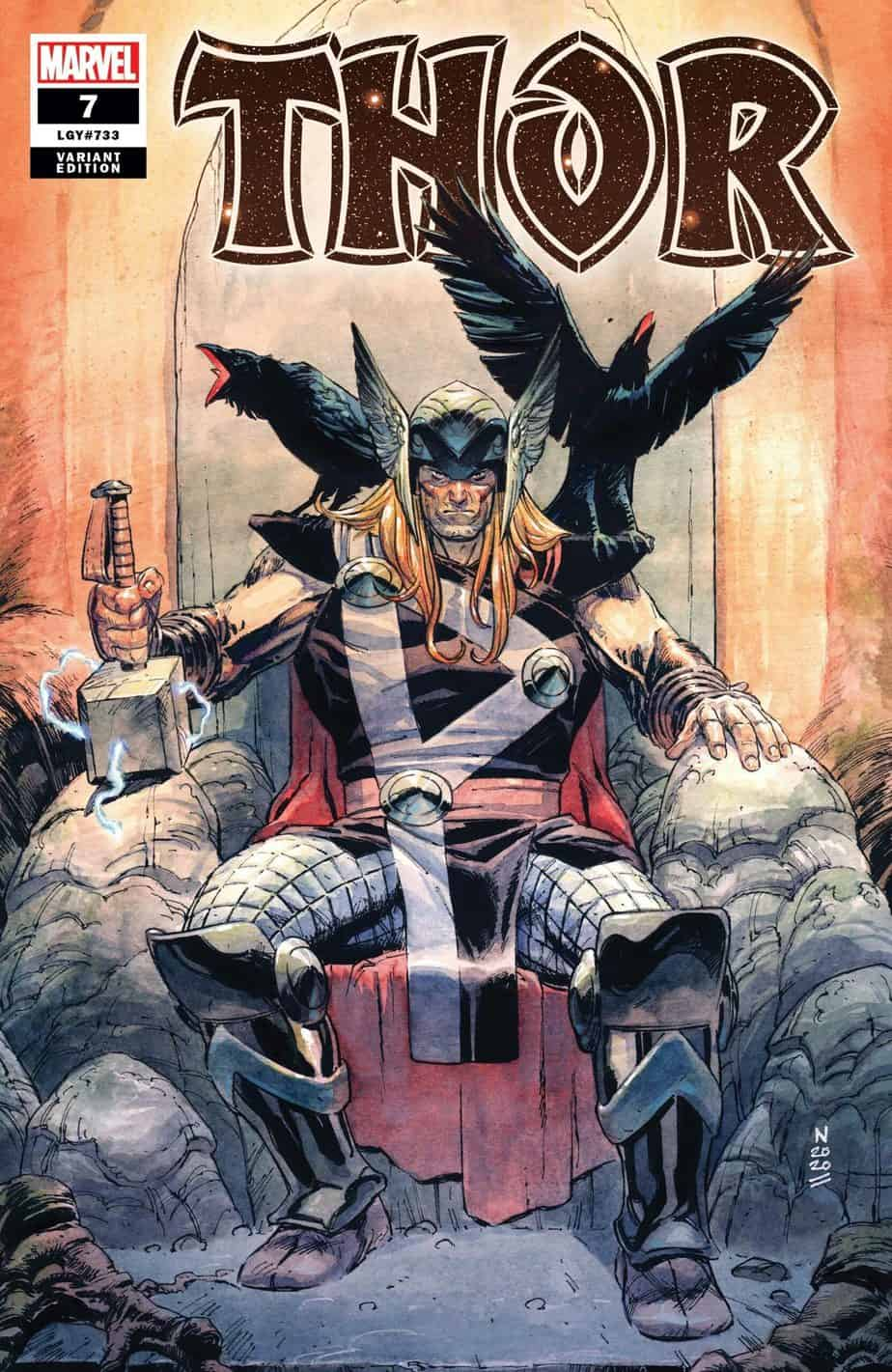 THOR #7 - Cover B