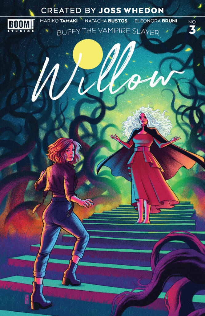 BUFFY THE VAMPIRE SLAYER: Willow #3 - Main Cover