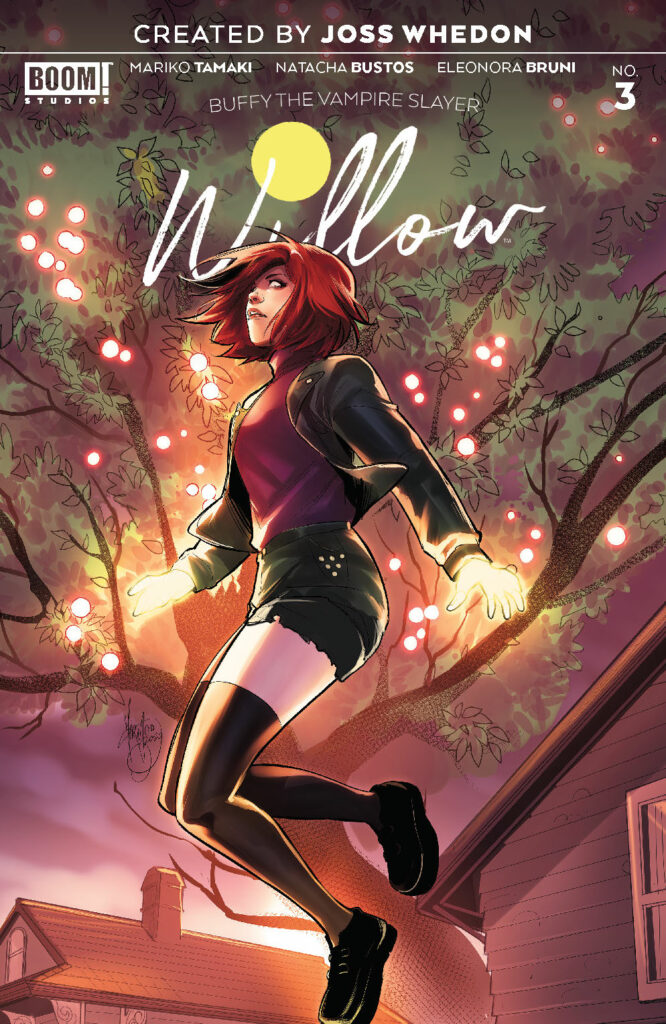 BUFFY THE VAMPIRE SLAYER: Willow #3 - Variant Cover by Mirka Andolfo