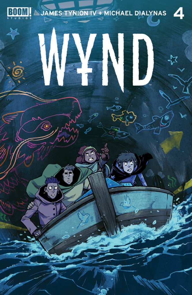 WYND #4 - Main Cover