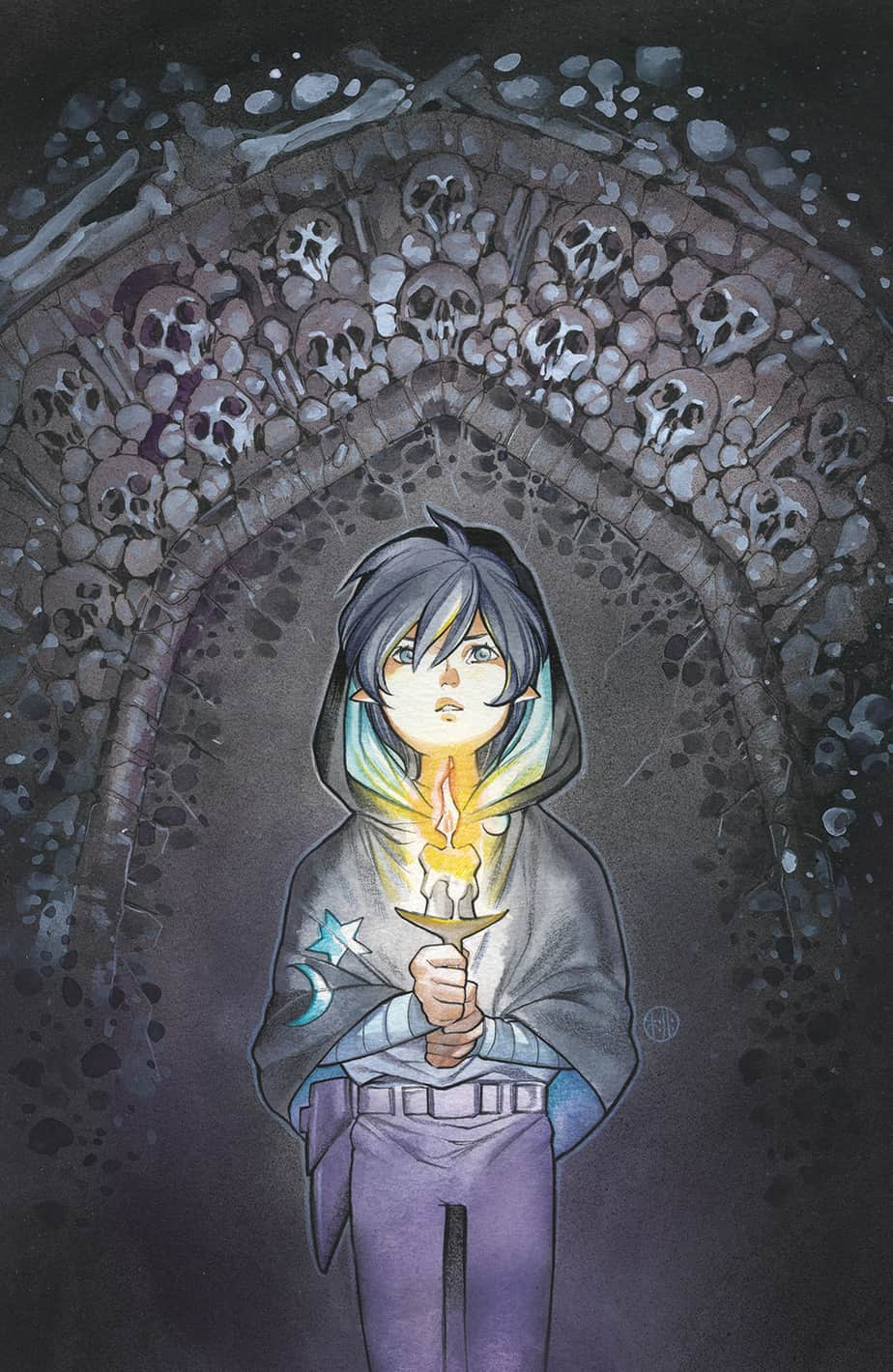 WYND #4 - Variant Cover