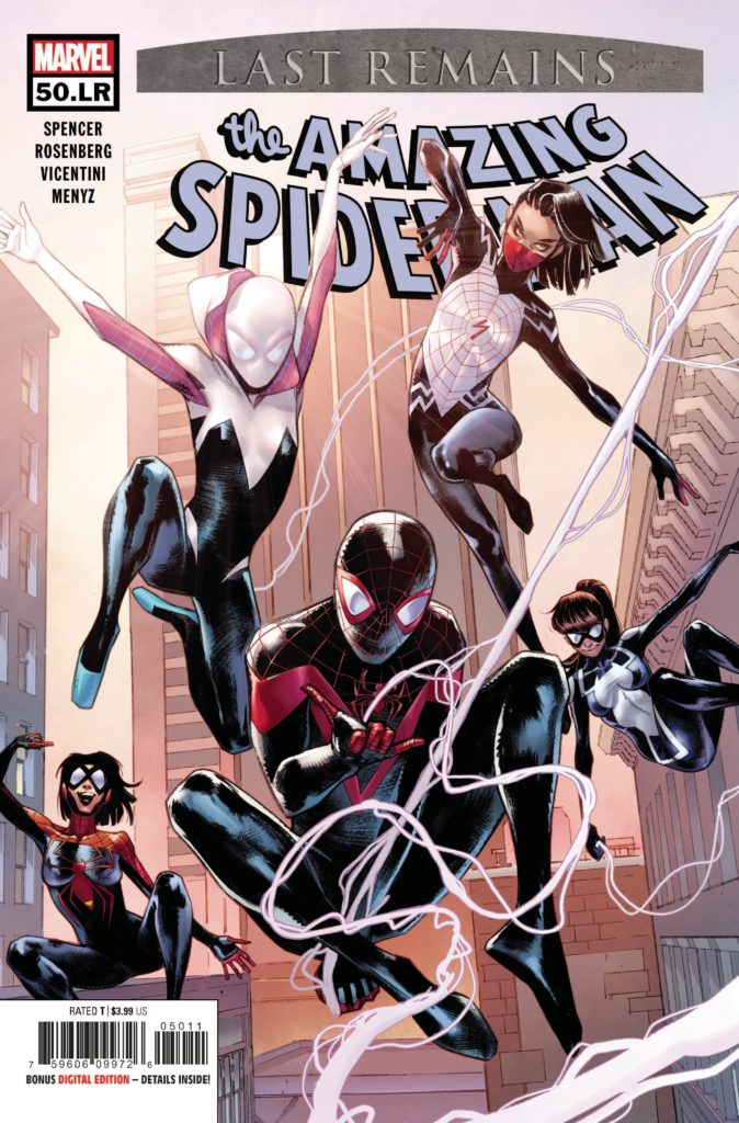 AMAZING SPIDER-MAN #50.LR - Cover A