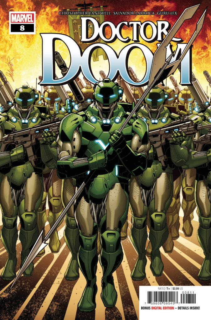 Doctor Doom #8- Cover A