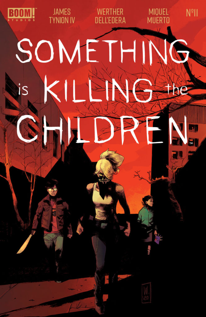 Something is Killing the Children #11 - Cover A