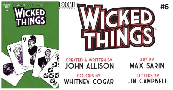 WICKED THINGS #6 preview feature