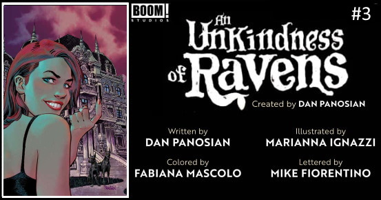 An Unkindness of Ravens #3 preview feature