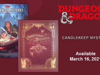 Candlekeep Mysteries feature