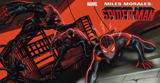 Miles Morales Spider-Man #25 first look feature