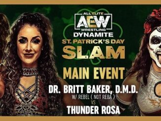AEW Dynamite feature match