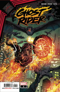King In Black Ghost Rider #1 - Cover A