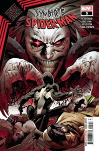 Symbiote Spider-Man King In Black #5 - Cover A