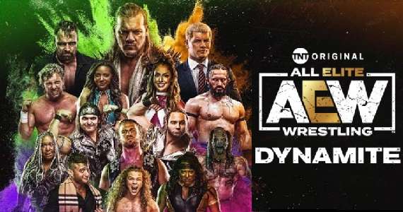 AEW Dynamite 4-21 feature