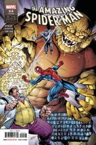 AMAZING SPIDER-MAN #64 - Cover A